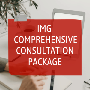 IMG comprehensive consultation package with Sterling Healthcare Resourcing