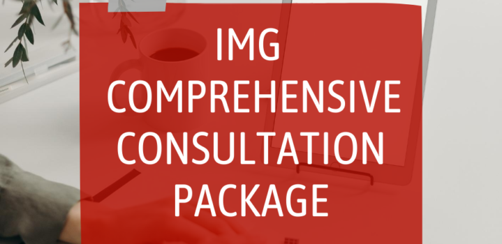 IMG Comprehensive Consultation Package ($1,050 Value)