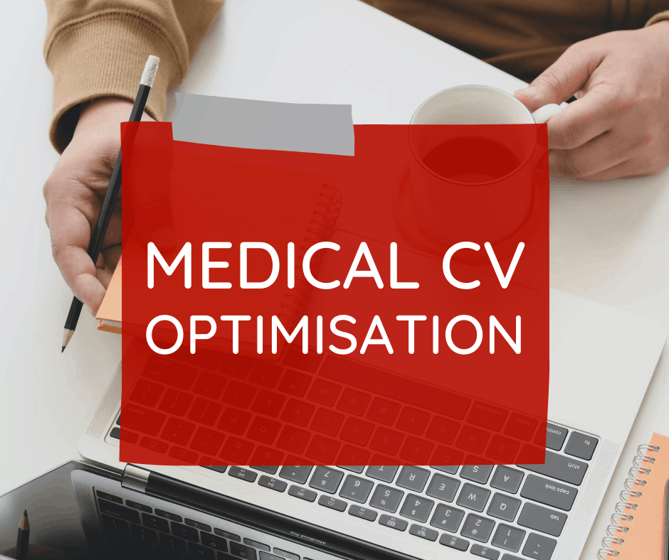 Medical CV optimisation service by Sterling Healthcare Resourcing