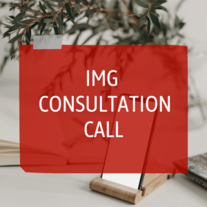 IMG Consultation Call by Sterling Healthcare Resourcing