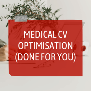Medical CV optimisation done for you by Sterling Healthcare Resourcing