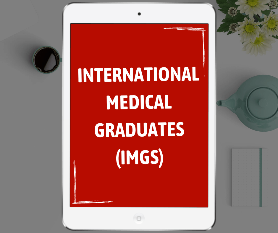Services for IMG doctors on Sterling Healthcare Resourcing