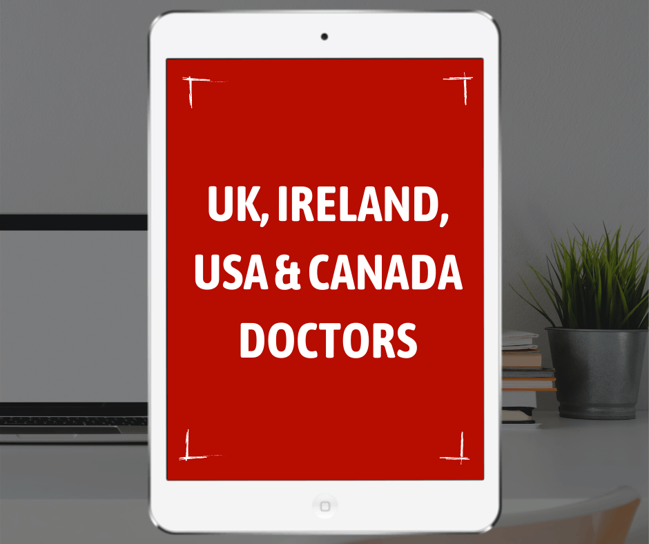 Services for UK Ireland USA Canada IMGs on Sterling Healthcare Resourcing